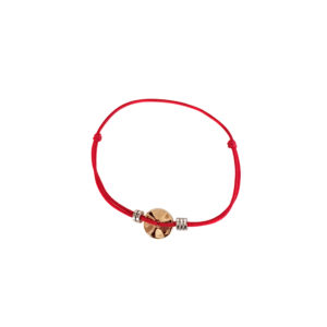 Magique Red Bracelet - lucky string bracelet - red string bracelet - lucky bracelet - casual bracelets - Manola jewelry