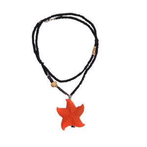 My star necklace - star necklace - starfish necklace - statement necklace - Manola jewelry