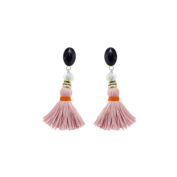 Spellbind Candy Earrings - pink earrings - statement spring summer 2019 jewelry - chic summer earrings - Manola jewelry