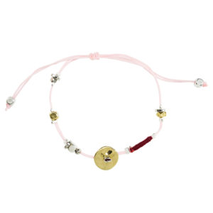 Vista Pink Bracelet - spring summer 2019 jewelry - must have jewelry 2019 - pink jewelry - Manola jewelry