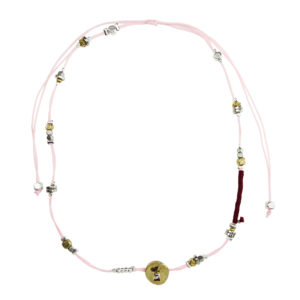 Vista Pink Necklace - pink jewelry - must have jewelry - spring summer 2019 jewelry - Manola jewelry
