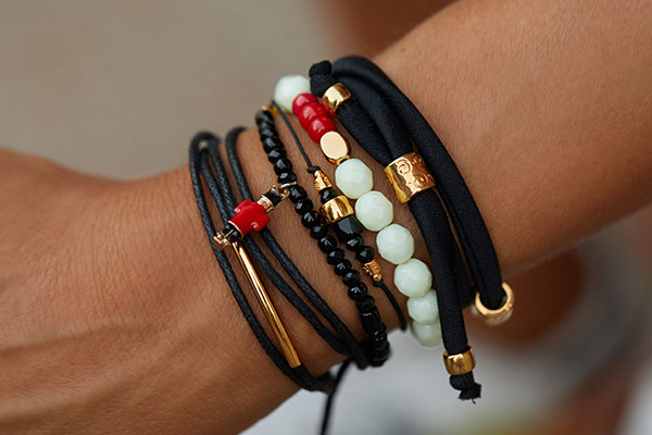 Bracelets by Manola Jewelry