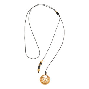 Dreamer Necklace - sun moon stars necklace - gold chic necklace - gold charm necklace
