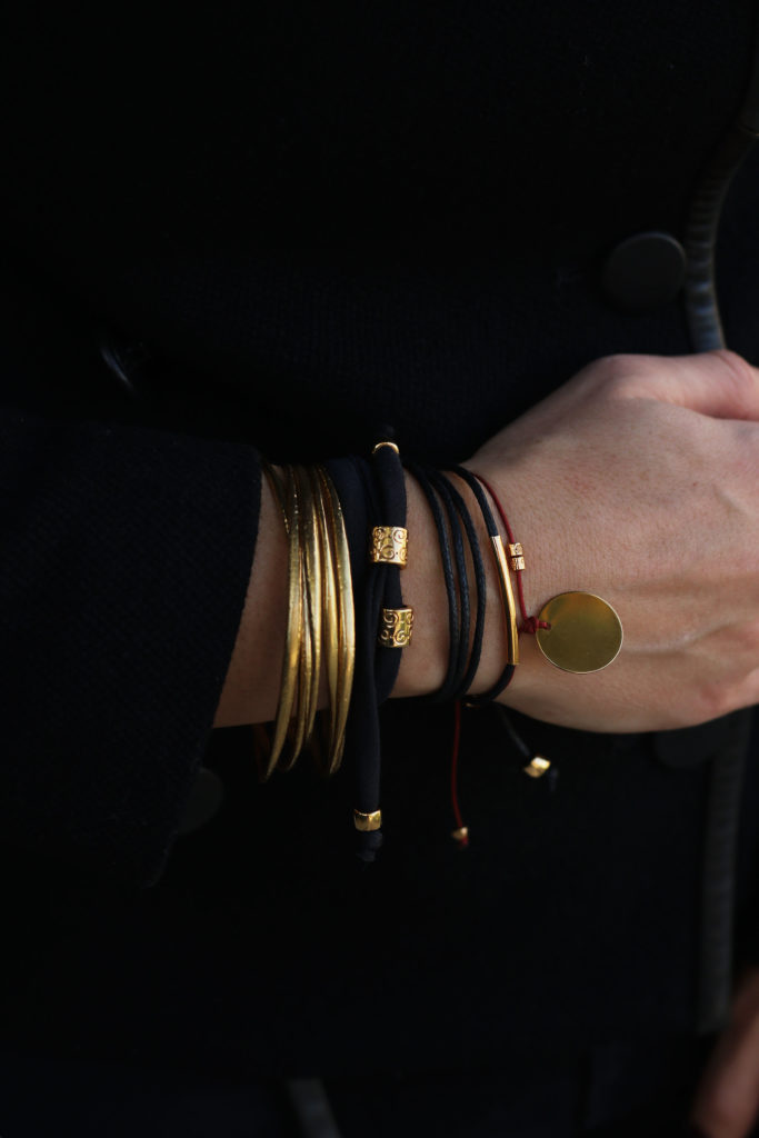 How to Stack Manola Bracelets - stacking bracelets - simple truth bracelet - spacious bracelet - lordly bracelet
