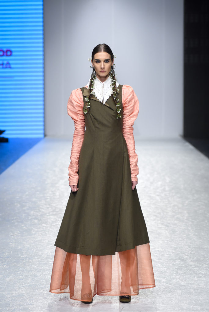 Manola at Belgrade Fashion Week - fashion - designer - Lalica - Aleksandra Lalic - fashion week - chic jewelry