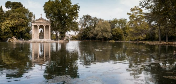 One Day At Villa Borghese - Rome Tour - Rome - Travel to Rome - Villa Borghese